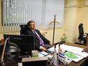 Felipe Michelini, presidente de la Comisión Administradora del Río de la Plata (CARP)