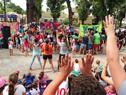 Cierre de Verano Educativo en Escuela n.° 75 de Atlántida