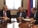 Firma del acuerdo entre el Ministerio de Trabajo y la empresa Arcos Dorados