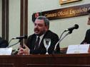 Mario Bergara en la Cámara Oficial de Comercio, Industria y Navegación