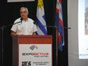 Ministro Enzo Benech en Expoactiva 2018, Soriano