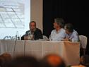 Presidente de la Administración de Puertos, Alberto Díaz, expuso en Expoactiva 2018, en Soriano