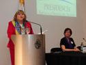 Directora de Programas de ONU Mujeres, María Noel Vaeza