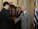 Embajador de Corea, Sung Youn Hwang