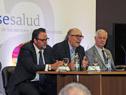 Julio Martínez, Marcos Carámbula, Jorge Basso y Marlene Sica