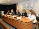 """Autoridades en taller """"Igualdad de género: compromiso de Gobierno"""""""