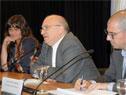 Director ejecutivo de Agesic, José Clastornik, haciendo uso de la palabra