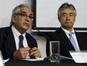 Enzo Benech y Tatsuhiro Shindo