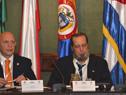 Alberto Díaz, en II Seminario Hemisférico sobre Legislación Marítima-Portuaria