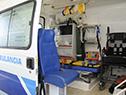 Ambulancia especial