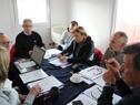Reunión, en la Base Artigas de la Antártida, del Gabinete Interministerial en Asuntos Antárticos de Uruguay
