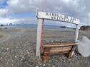 Entorno cercano a Base Artigas en Antártida