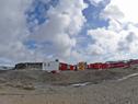 Base Artigas en Antártida