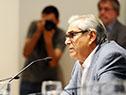 """Enzo Benech presidió el acto de apertura de la exposición """"Análisis de la competitividad de la cadena láctea"""""""