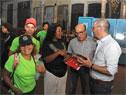Campaña Carnaval Querido en desfile de Llamadas
