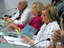 Conferencia de prensa de lanzamiento de 33.ª edición de la Fiesta de la Patria Gaucha