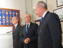 Acto de asunción del nuevo presidente del Consejo Directivo del Instituto Antártico Uruguayo (IAU), Manuel Burgos