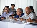 Ministro interino de Vivienda, Ordenamiento Territorial y Medio Ambiente, Jorge Rucks