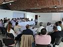 Presentación de plan integral para preservación de calidad de aguas del río Negro