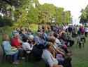 Acto en el Memorial a los Detenidos Desaparecidos