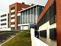 Nuevo edificio que albergará al hospital de Colonia