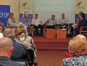 """Liliam Kechichian, en el seminario empresarial """"Construyendo turismo, diagnóstico y propuestas"""""""