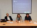 Subsecretaria de Industria, Olga Otegui, Martín Papich y Rodrigo Díaz encabezan la convocatoria a proyectos de audiovisuales con enfoque de género