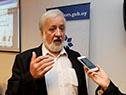 Director nacional de Telecomunicaciones, Rodrigo Díaz