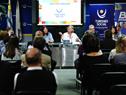 Conferencia de lanzamiento de temporada de viajes 2019 del Sistema Nacional de Turismo Social
