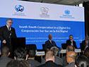 """Foro """"Cooperación Sur-Sur en la era digital"""" organizado por Naciones Unidas"""