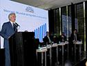 """Presidente Tabaré Vázquez habla en el foro """"Cooperación Sur-Sur en la era digital"""""""