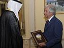Embajador de Kuwait, Abdullah Ali A. Alyahya
