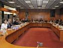 Ariel Bergamino y Rodolfo Nin Novoa comparecieron ante la Comisión de Asuntos Internacionales de la Cámara de Diputados