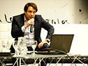 Titular de la empresa ICT4V, Daniel Kofman