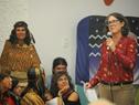Acto en conmemoración del Día de la Nación Charrúa y de la Identidad Indígena