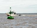 Actividades en el marco de la demarcación de los límites de la isla Timoteo Domínguez