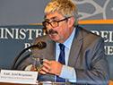 Ministro interino de Relaciones Exteriores, Ariel Bergamino