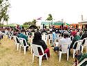 Celebración del Día del Trabajador Rural en colonia Daniel Viglietti, Cerro Largo