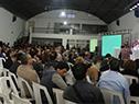 Gobierno difunde en audiencia pública estudio de impacto ambiental del proyecto de planta de celulosa UPM 2