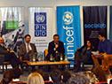 Director de OPP, Álvaro García, en el lanzamiento en Uruguay de la quinta edición de Comprometidos