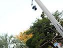 Ministerio del Interior incorporó 12 cámaras de videovigilancia en balneario San Luis