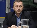 Subsecretario de Transporte y Obras Públicas, Jorge Setelich