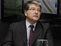 Presidente de la delegación uruguaya ante la CARP, Felipe Michelini