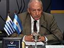 Presidente de la delegación argentina ante la CARP, Jorge Herrera Vegas