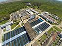 Usina de potabilizacion Aguas Corrientes