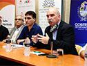 Director de Descentralización de la Oficina de Planeamiento y Presupuesto (OPP), Pedro Apezteguía