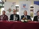 Jerónimo Gravina, Carlos Faggetti, Carlos Moreira y Andrés Sobrero