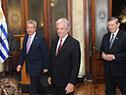 Conmemoración de los 190 años de creación de la diplomacia uruguaya