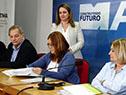 Firma de un convenio por el que la cartera invertirá 304 millones para el realojo del asentamiento San Antonio IV
