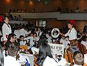 Alumnos de escuelas rurales asistieron a una función del Sodre